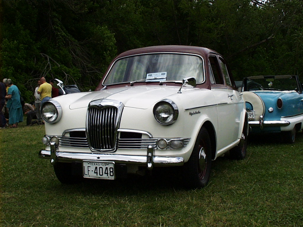 1960 Riley One-Point-Five #16