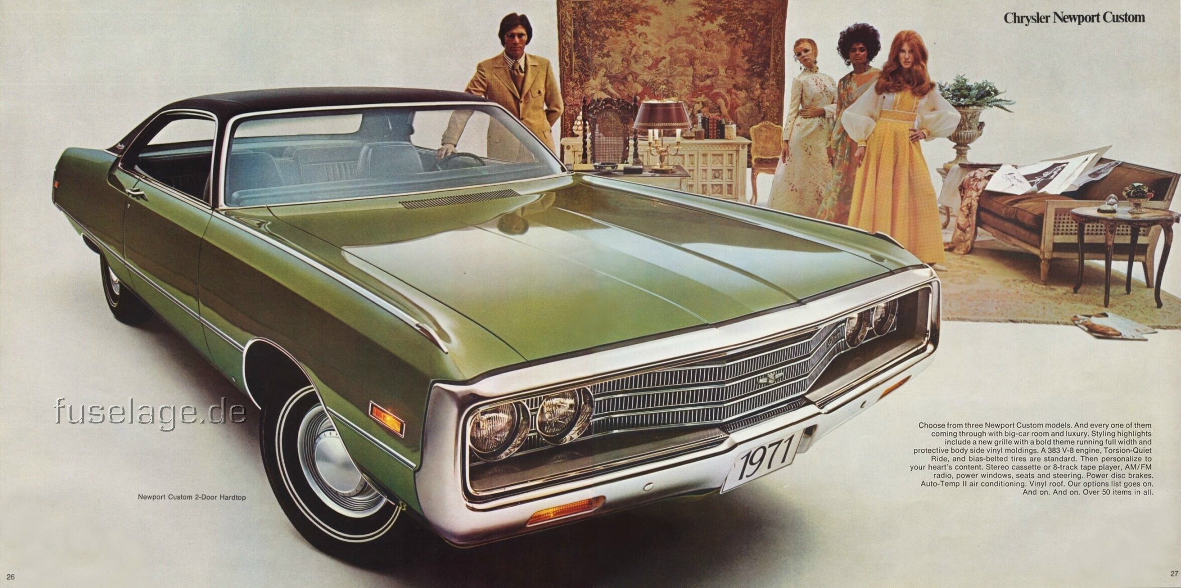 1971 Chrysler Newport #10