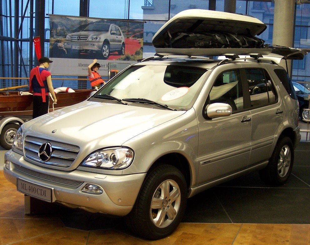 2005 Mercedes-Benz ML #7