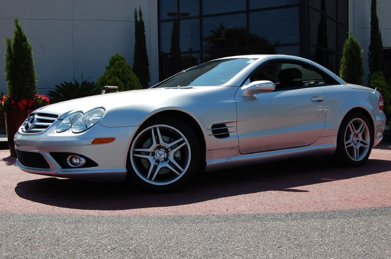 2007 Mercedes-Benz SL #12