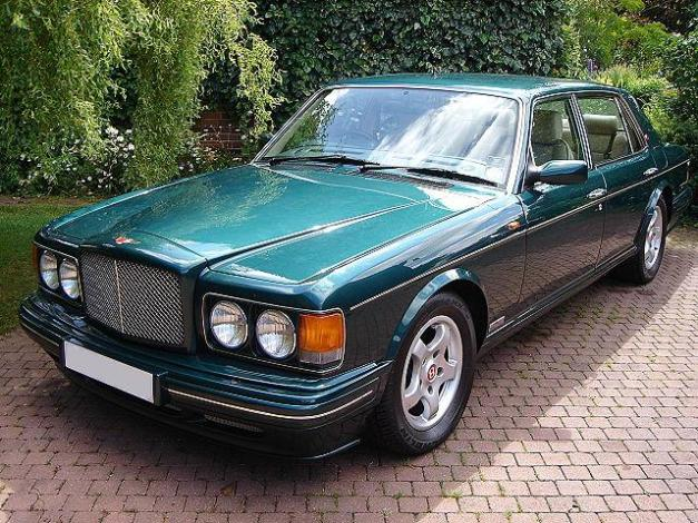 1997 Bentley Turbo #5