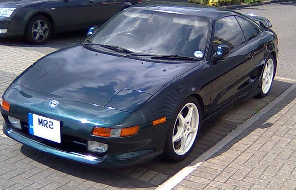 1994 Toyota Mr2 #15
