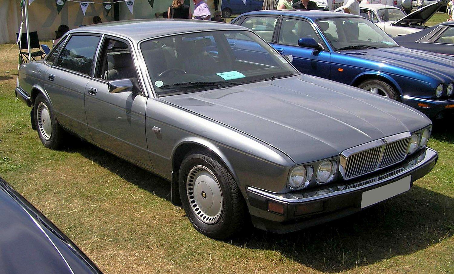 1994 Jaguar Xj-series #9
