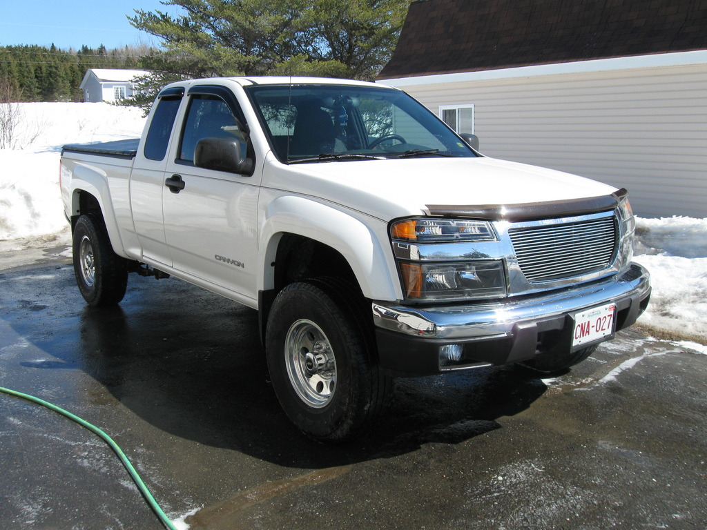 2005 GMC Canyon #6