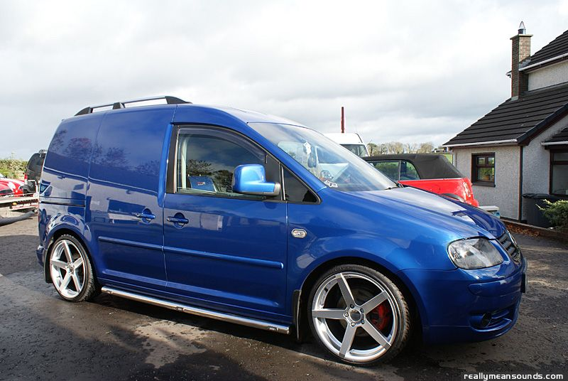 2006 Volkswagen Caddy #6