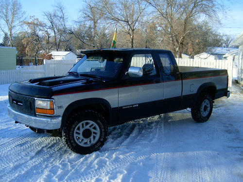 1992 Dodge Dakota #11