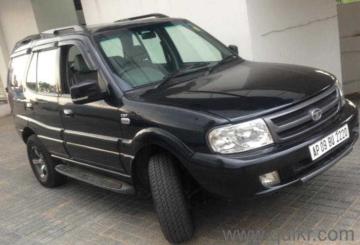 2009 Tata Safari #17