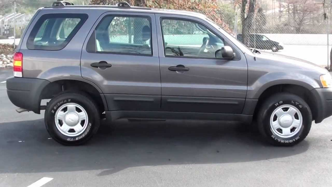 2003 Ford Escape #9