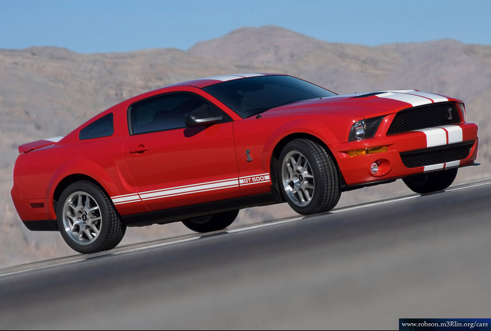 2007 Ford GT 500 #5