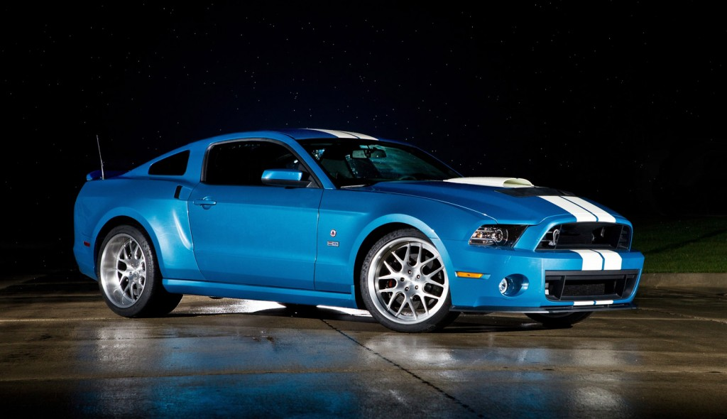 2014 Ford Shelby Gt500 #15