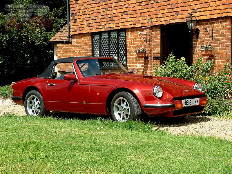 TVR S2 #18