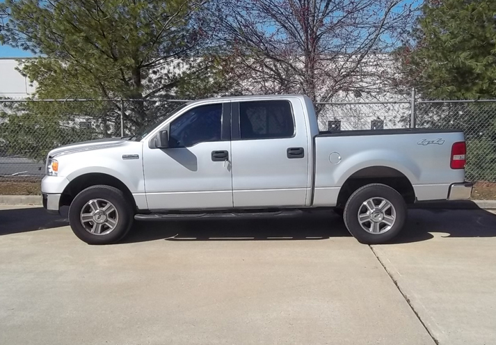 2005 Ford F-150 #7