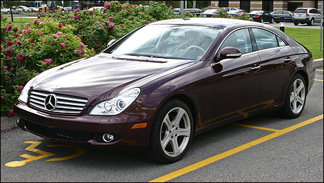 2006 Mercedes-Benz CL #12