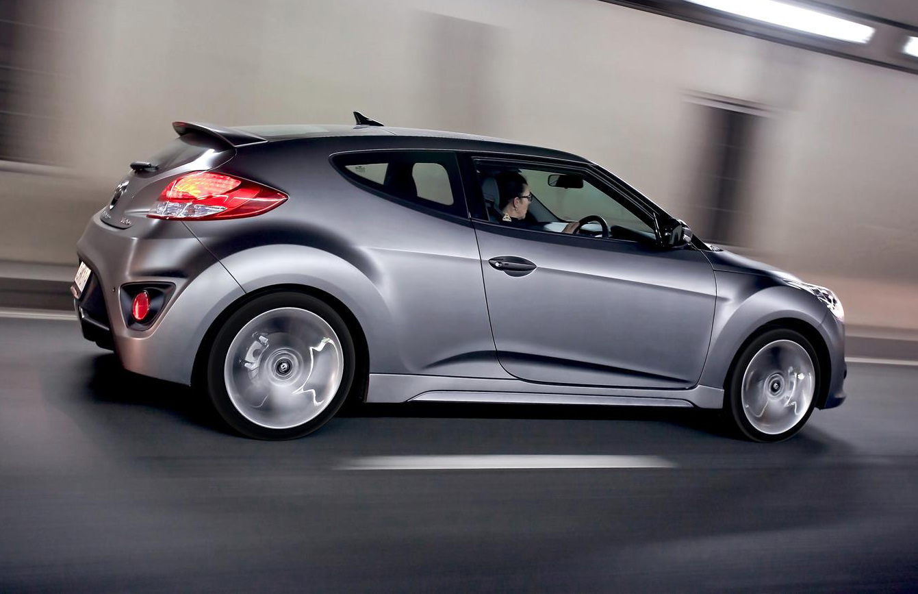 Hyundai Veloster Photos Informations Articles Bestcarmag Com