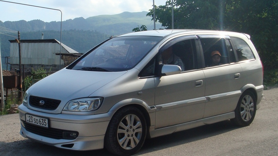 Subaru Traviq #13
