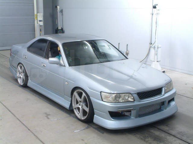 1998 Nissan Laurel #16
