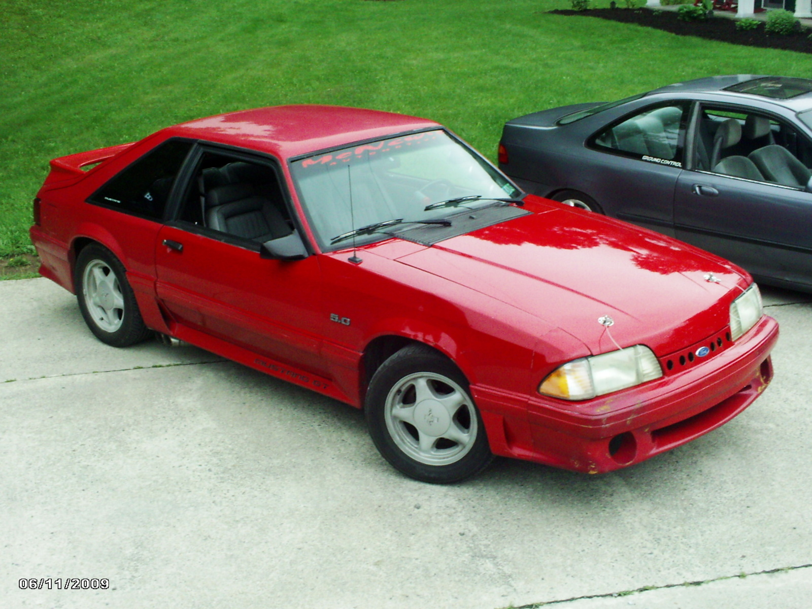 1993 Ford Mustang #2