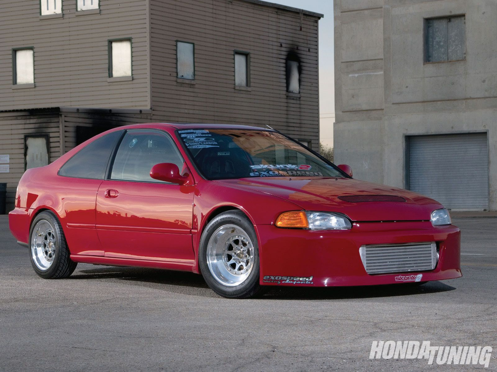 1993 Honda Civic #12