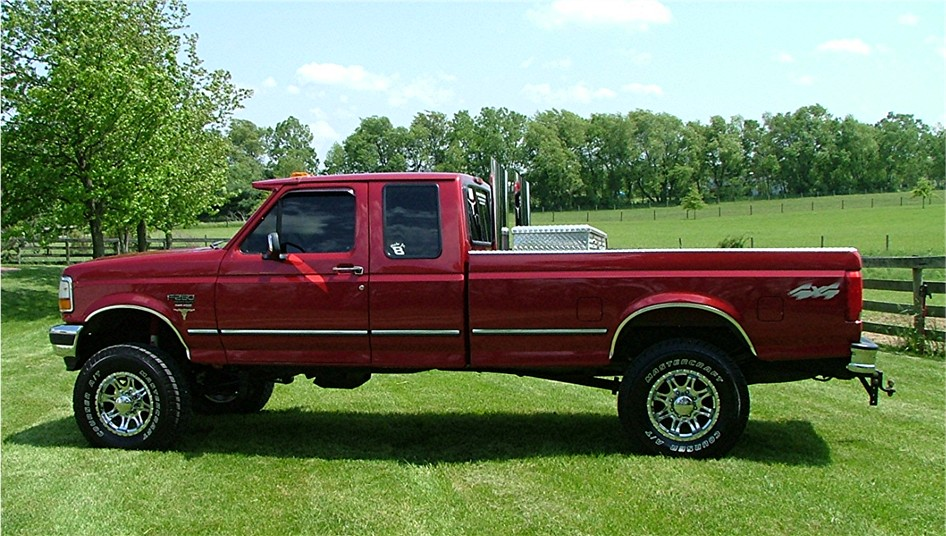 1997 ford f-250 7.3 specs