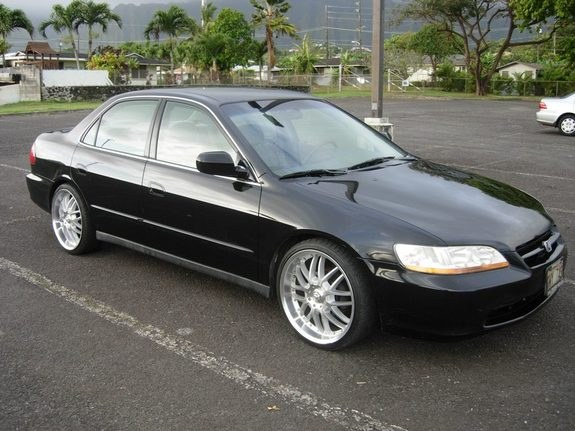 1999 Honda Accord #9