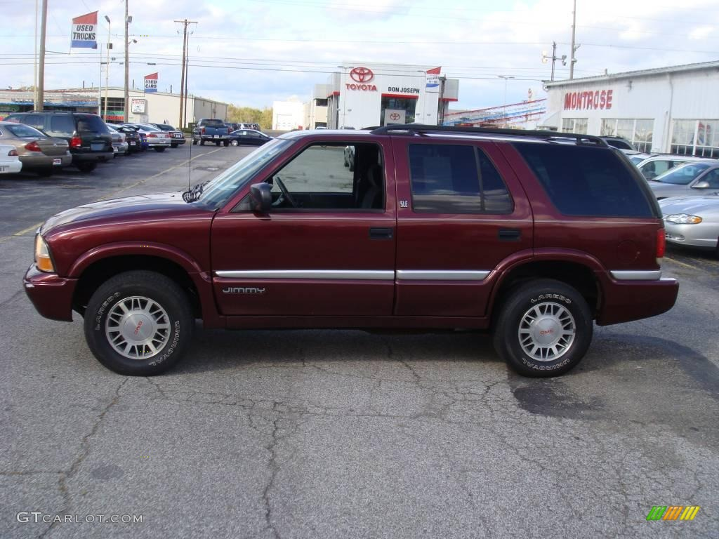 2000 GMC Jimmy #14