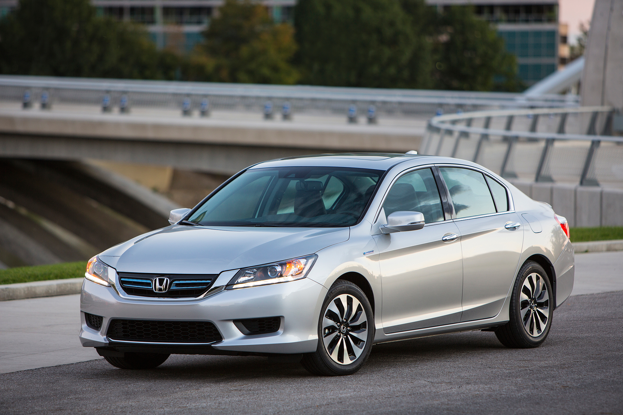 Honda Accord Hybrid #8