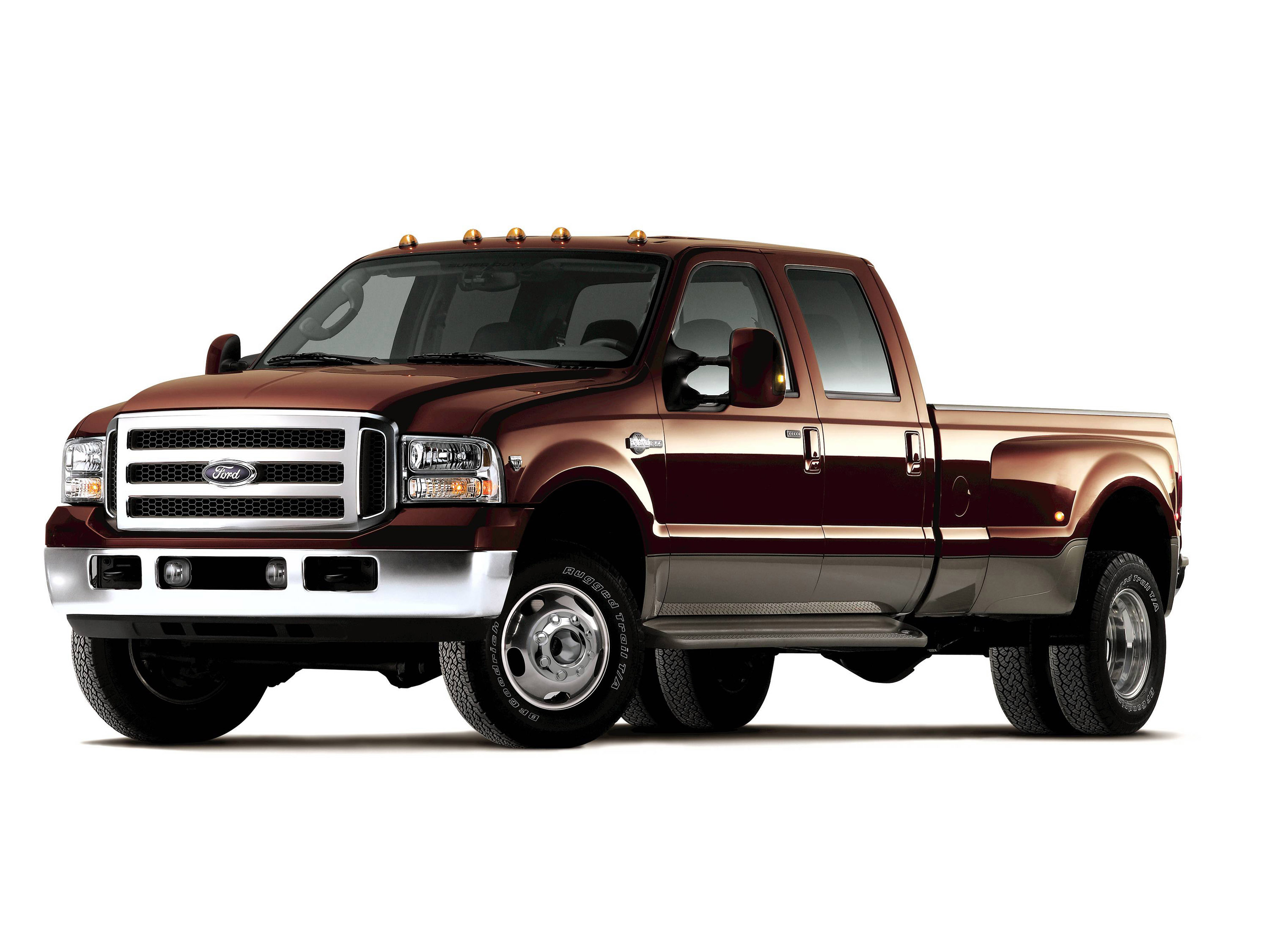 2005 Ford F-350 Super Duty #17