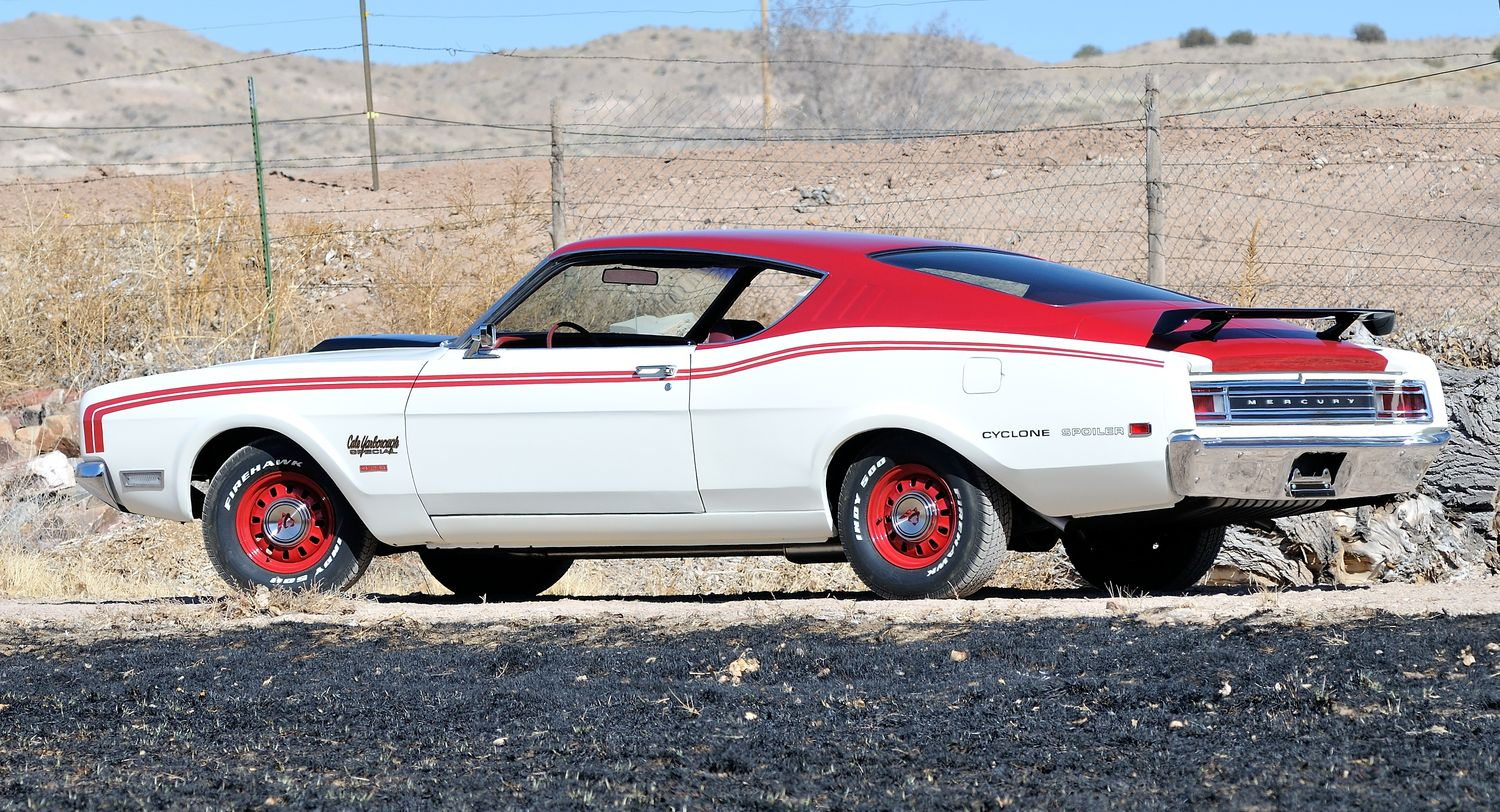 Mercury Cyclone #12