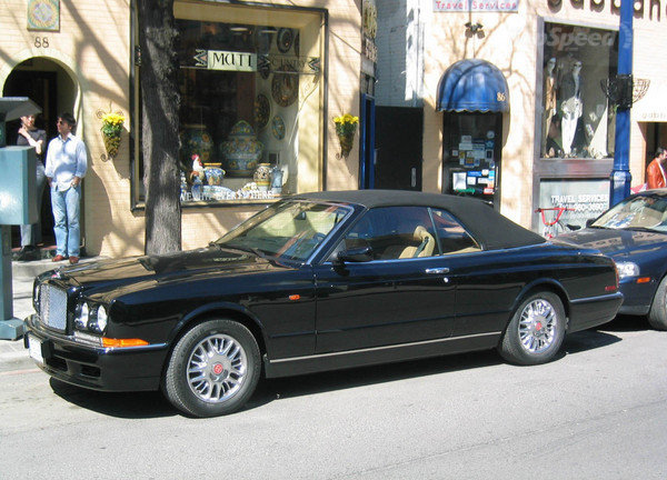 2002 Bentley Azure #4