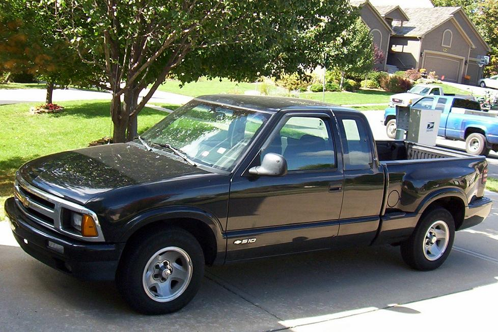 Chevrolet S-10 Photos, Informations, Articles - BestCarMag.com
