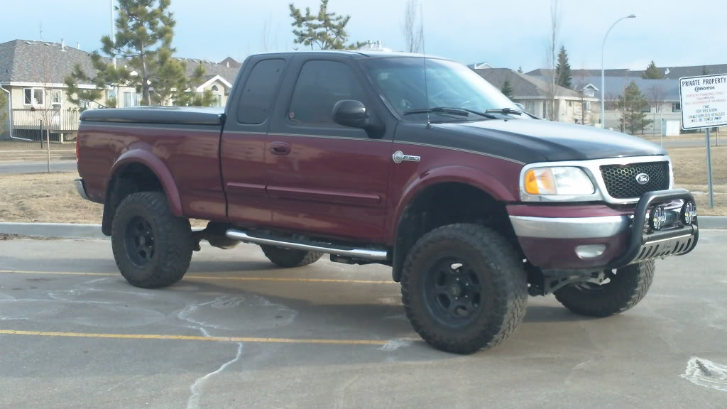 Ford F-150 Heritage #12