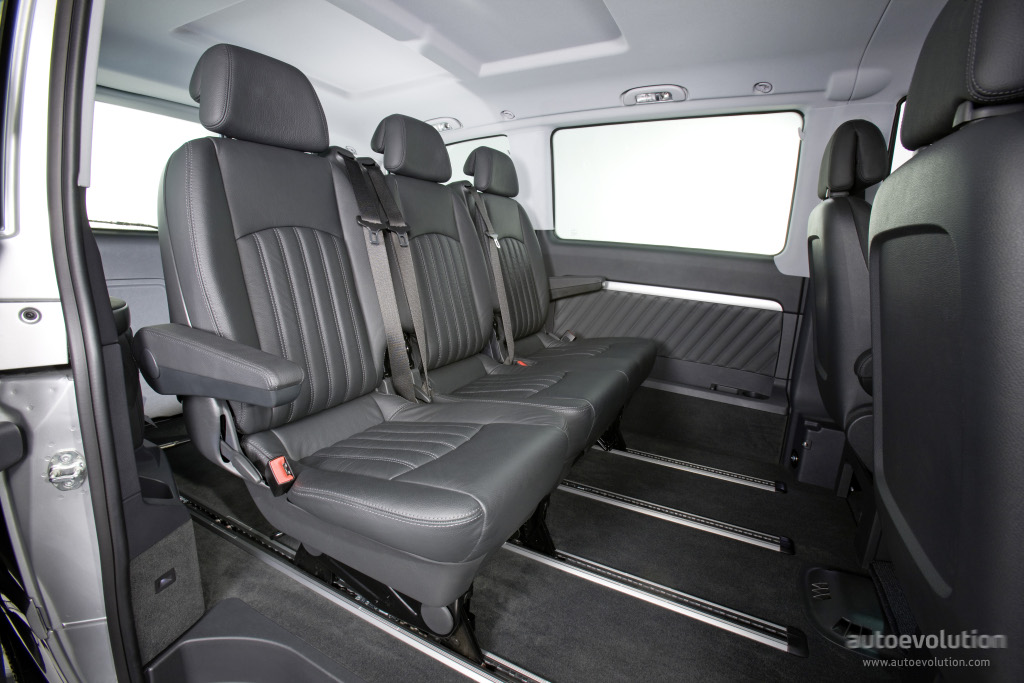 2010 Mercedes Benz Viano #7