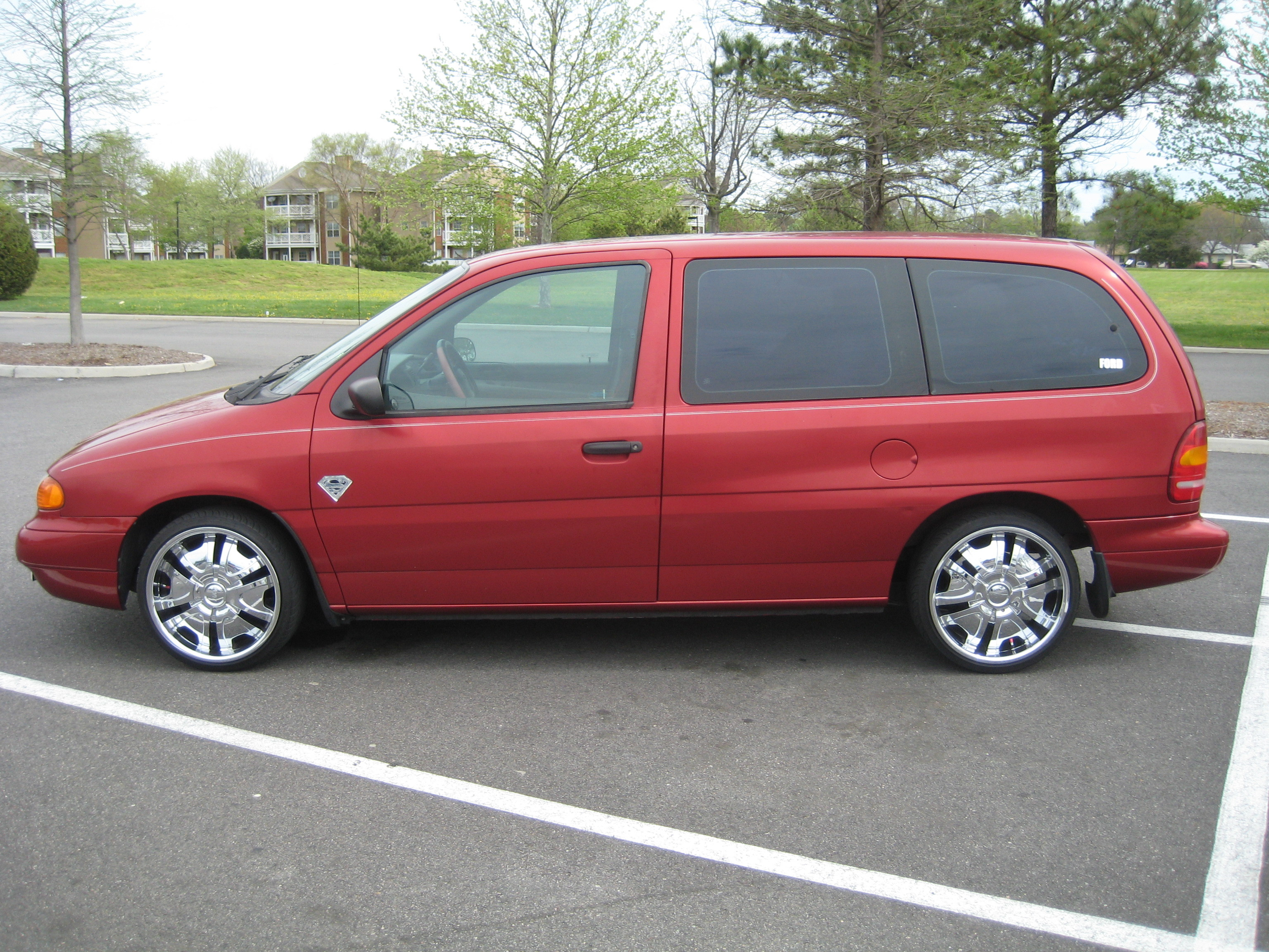 1998 Ford Windstar #13