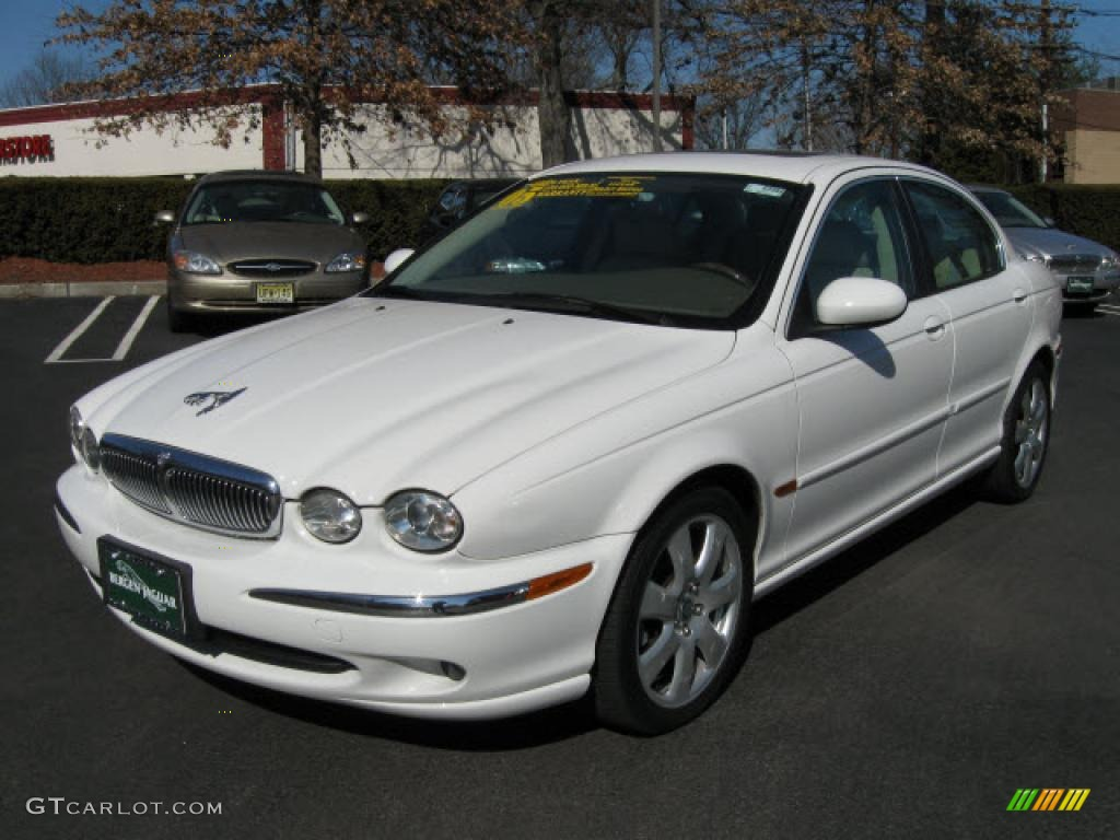 2005 Jaguar X-type #12