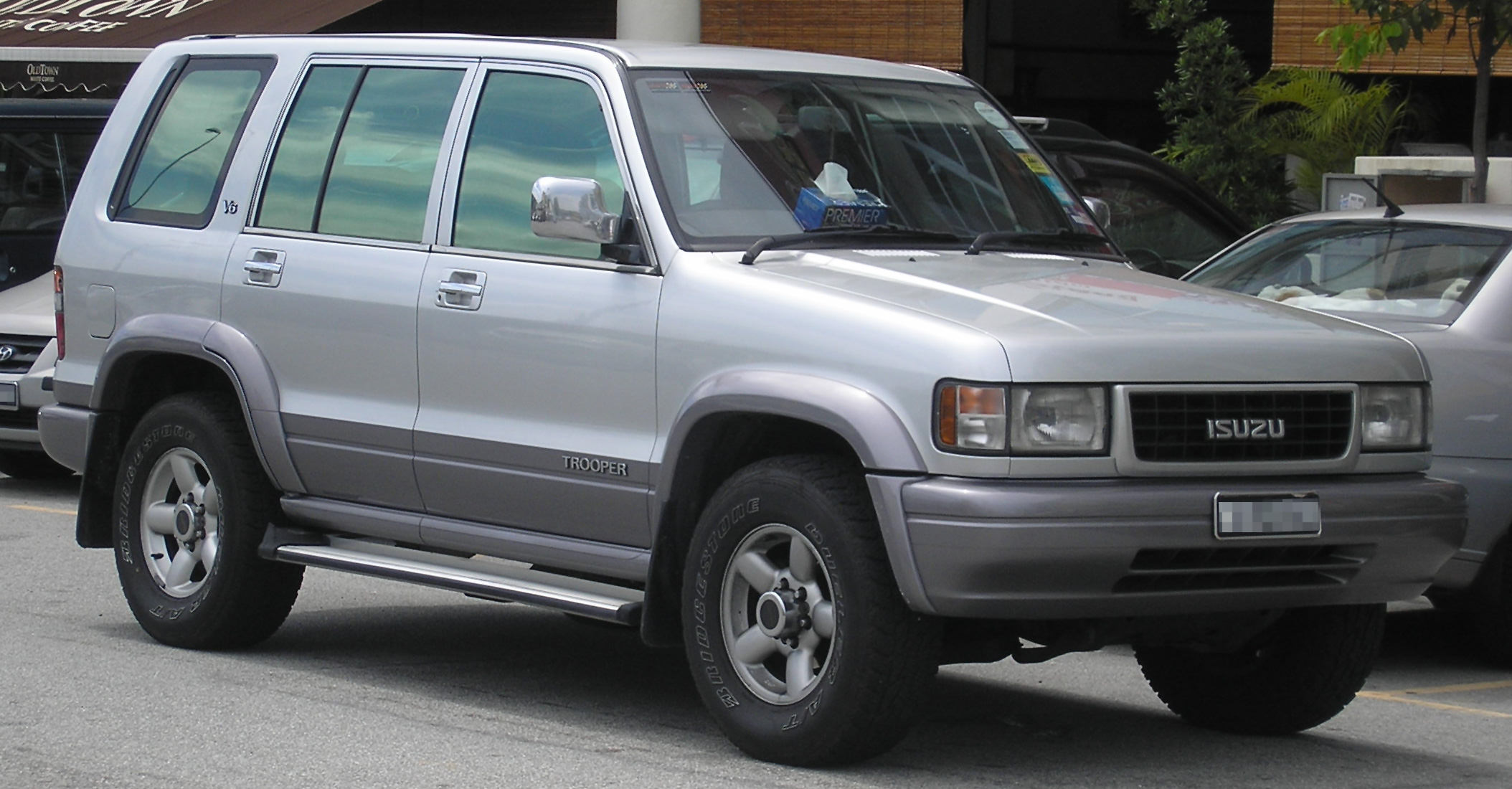 Isuzu Trooper #6