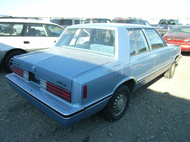 1983 Plymouth Reliant #3