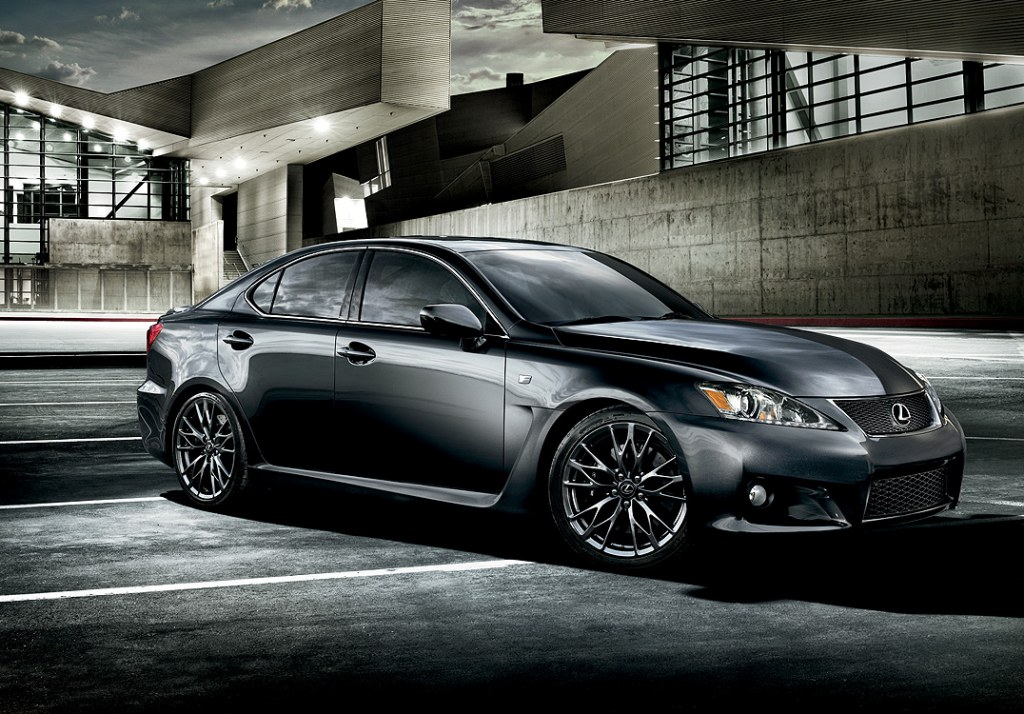 2011 Lexus Is F #10