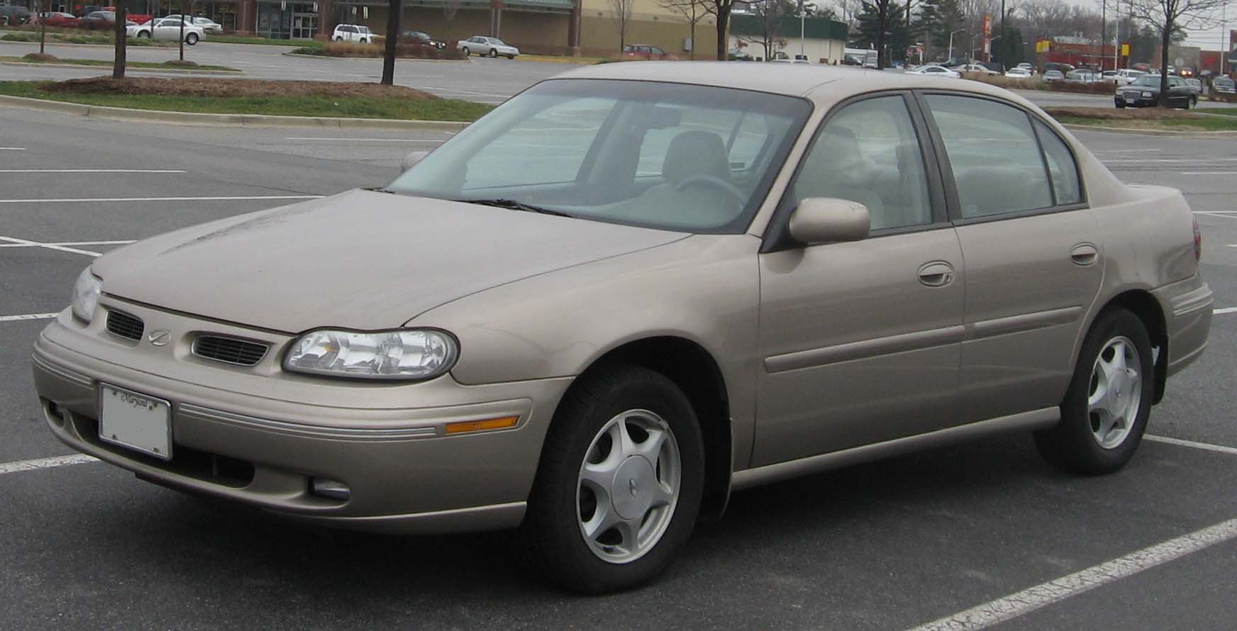 1997 Oldsmobile Cutlass #7