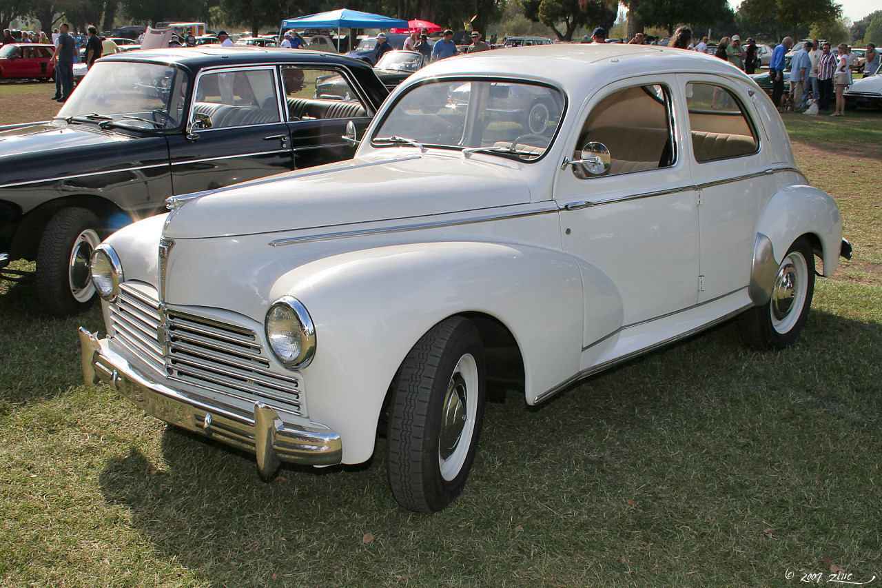 1950 Peugeot 203 Photos Informations Articles