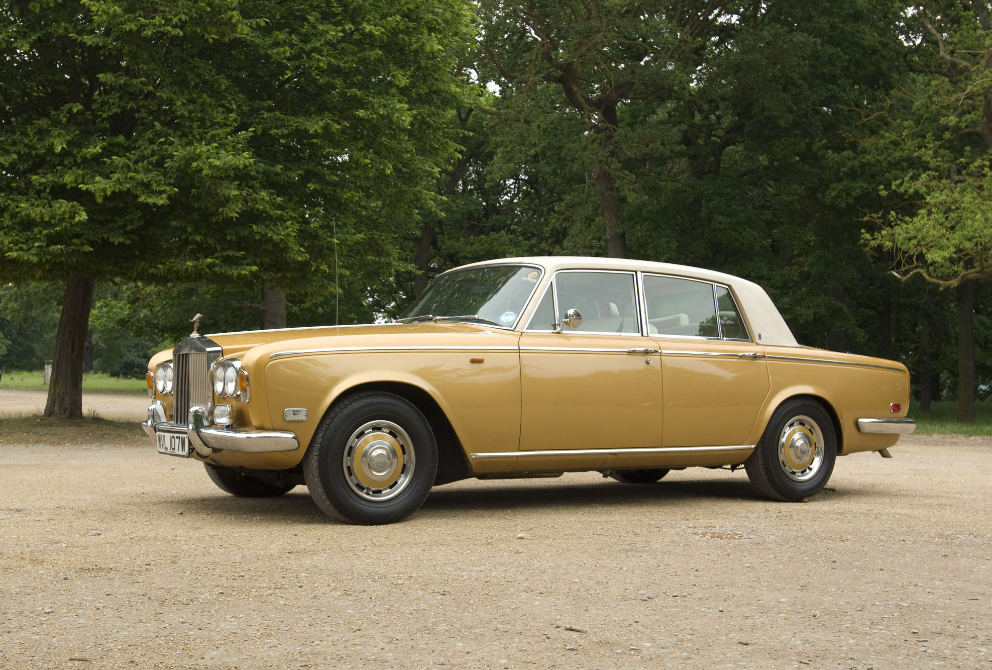 Rolls royce Silver Shadow #14