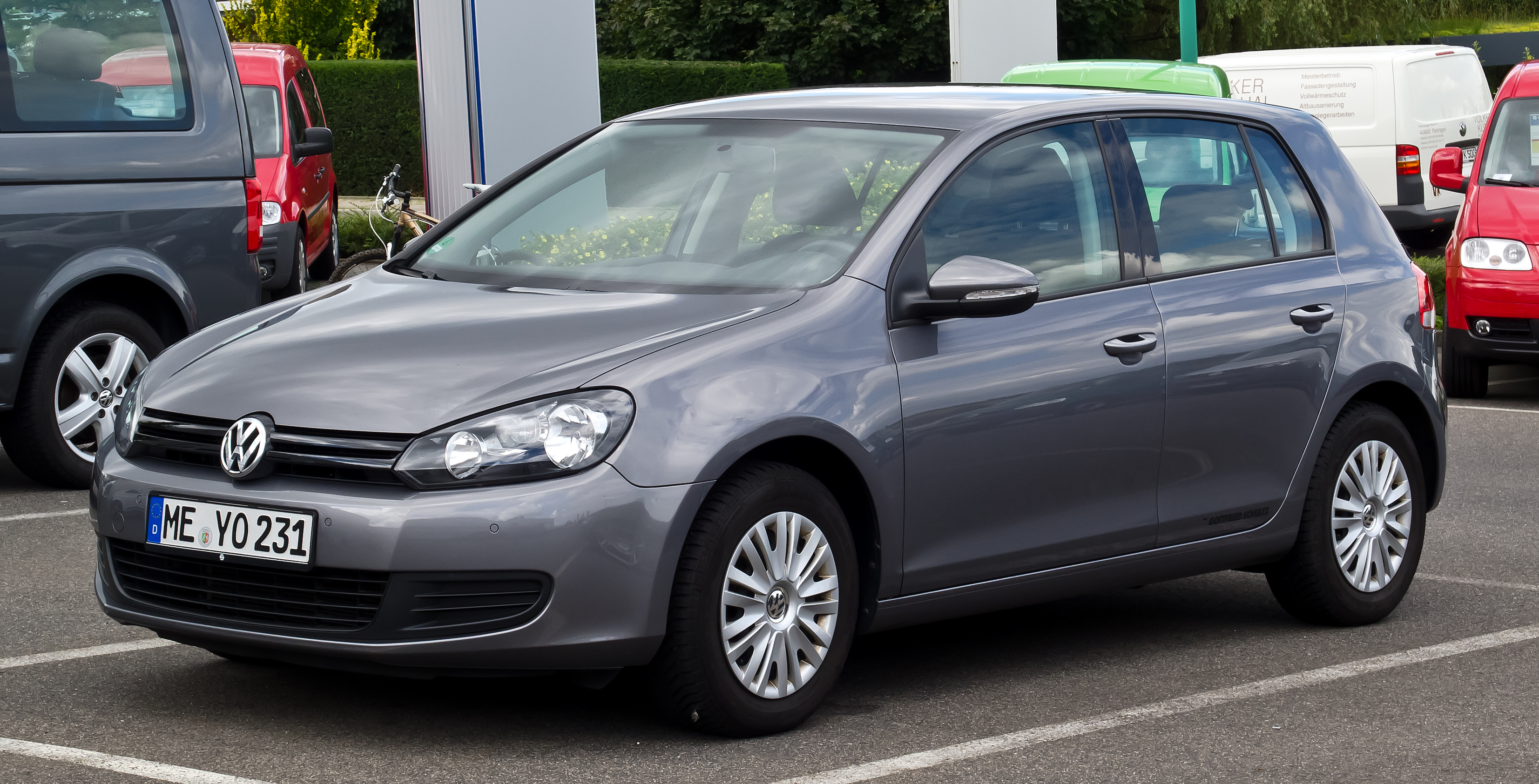 2012 Volkswagen Golf #2