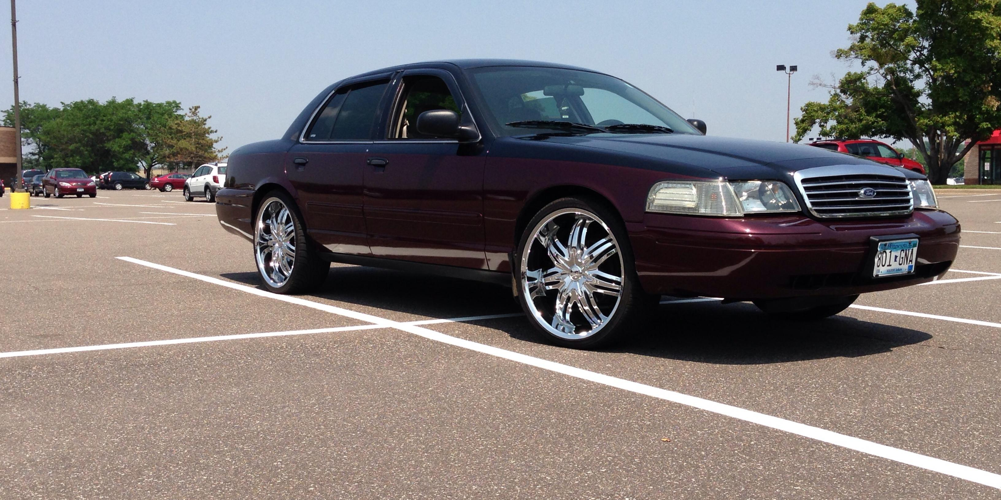 2006 Ford Crown Victoria #13