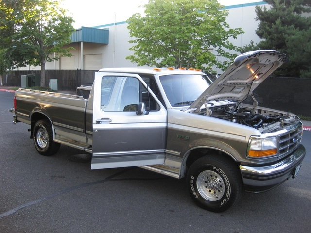 1993 Ford F-150 #8
