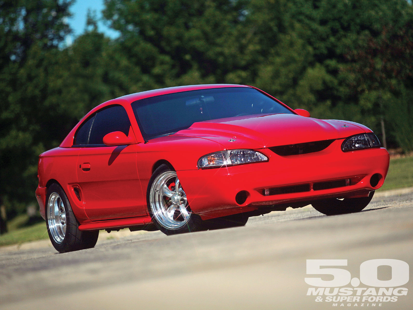 1996 Ford Mustang #17