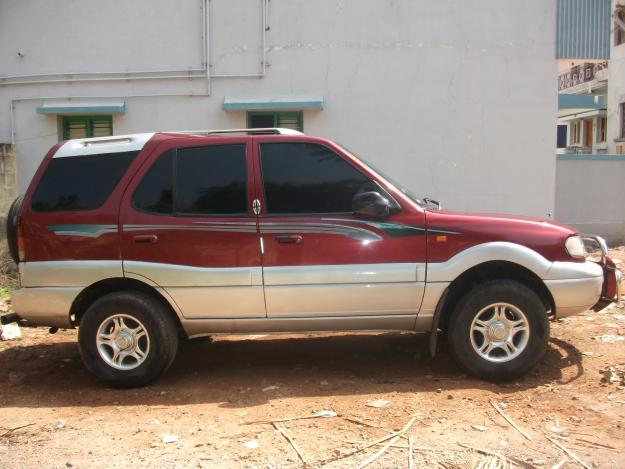 1998 Tata Safari #3