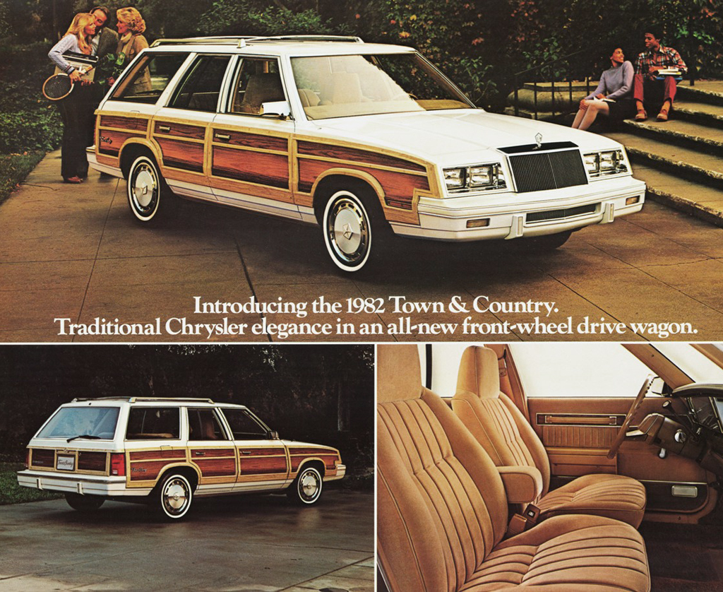 1991 Chrysler Town And Country #14