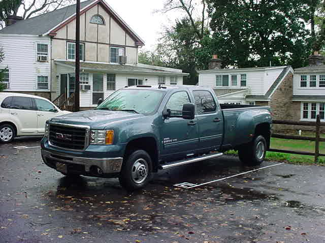 2009 GMC Sierra 3500hd #5