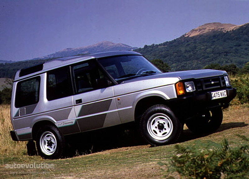 1994 Land Rover Discovery #19