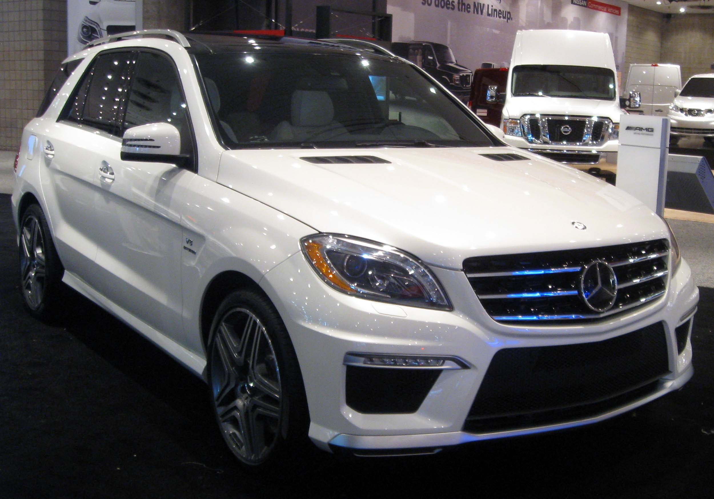 2012 Mercedes-Benz ML #17