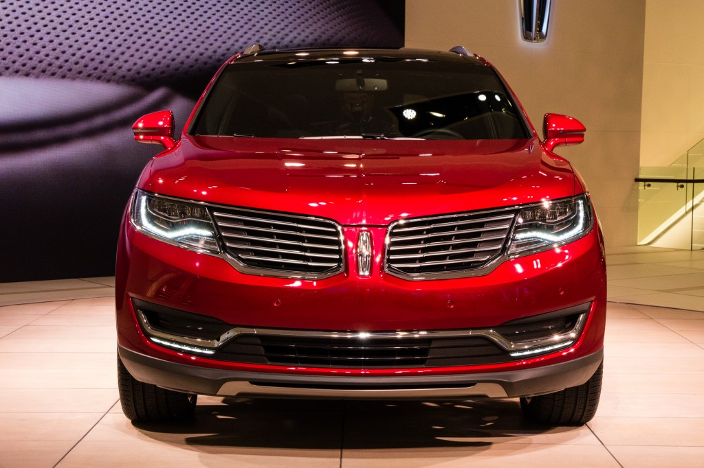 2016 Lincoln Mkx #13